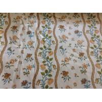 G.P. & J. Baker cotton sateen fabric